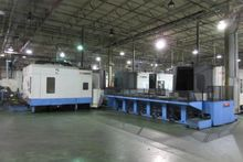 Mazak Flexible Manufacturing Sy