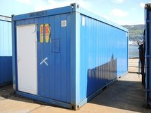 20´ Office Container
