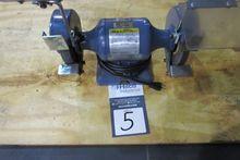 Baldor 612 Electric 6'' Benchto