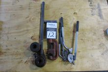 Lot Pipe/Tube Hand Tools
