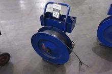 Uline Two Wheel Banding Cart