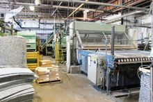 #4 Non-Woven Mat Forming Line