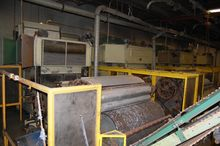 #10 Non-Woven Mat Forming Line