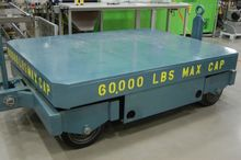 60, 000 Lb Die Lift Cart