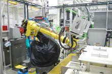 2012 Fanuc R2000iB-125L Automat