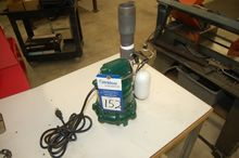 Used Zoller 3hp Subm