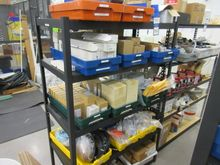 Section Racking with Content El
