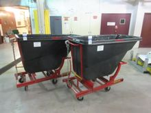 Rubbermaid 1059 Mobile 1000 lb.
