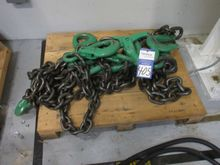 Crane Attachment Lifting Chain