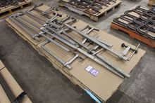 Lot of Assorted Bar Clamps