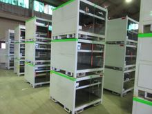 Stackable Material Handling