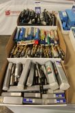 Lot of Drills and Spade Drills