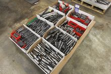 Lot of Assorted Tooling