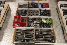 Lot of Clamping Components