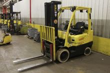 Used Hyster S60FT LP
