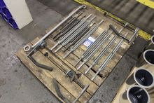 Lot of Turnbuckles and Shrink W
