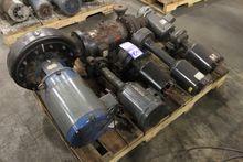 Lot of Assorted Motor Pumps