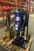 Pneumatic Oil Filter Cart