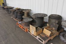 Lot of Assorted Steel Cable