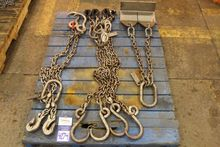 Rigging Chains and Plate Hooks