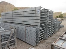 Sections Galvanized, Ventilated