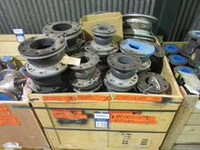 Lot Mercer Assorted Rubber Expa