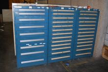 Stanley Vidmar Multi Drawer Sto