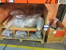 Lot Assorted SS Ball Valves and