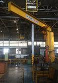 2T Radial Gantry Crane