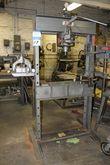 Dake 50H 50 Ton Shop Press