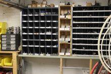 Tool Crib Pneumatic/Hydraulic