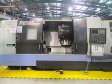 2009 Doosan Puma 500 CNC Lathe