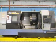 2010 Doosan Puma 500 CNC Lathe