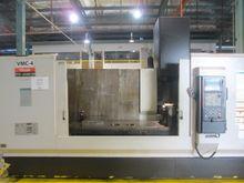 2009 Mazak VTC250D/50 CNC Verti