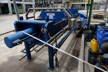 10.0 M3/HR Belt Filter Press