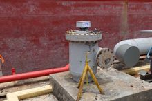 Used Flow Meter in U
