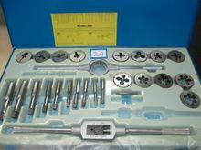 SKC M8-M25 Tap & Die set