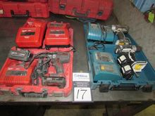 Used Makita BDF452 1