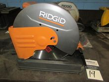 """Ridgid R4142 14"""" Chop Saw"""