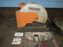 "Ridgid CM14500 14"" Chop Saw"