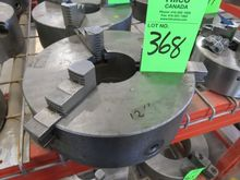"""Used 12"""" 3-Jaw Chuck"""