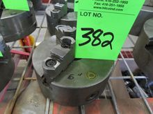 "Used 6"" 3-Jaw Chuck"