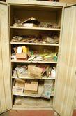 2-Door Steel Storage Cabinet