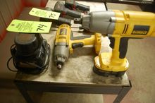Used Lot DeWalt 18 V