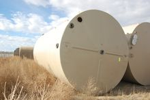 12' Fiberglass Storage Tank