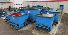 Used Steel Dump Hopp