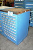 10-Drawer Storage Cabinet