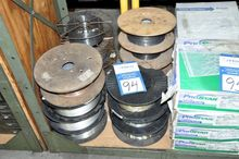 Lot of Open Spool Mig Wire