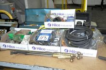 Boxes of Welding Accessories