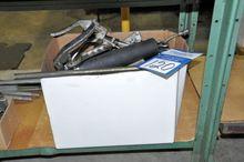 Box of Grease Gun Hand Tools